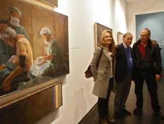 """Exposición""""Luz en Hipocratia"""" en el Centro Cultural Unicaja de Cádiz"""