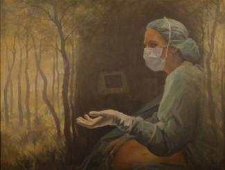 """Exposición """"Luz en Hipocratia"""" en la Real Academia Nacional de Medicina"""
